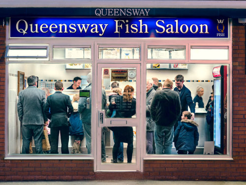 Queensway Fish Saloon